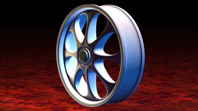 hliníkový disk