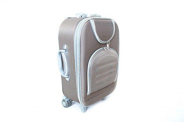 cestovní kufr