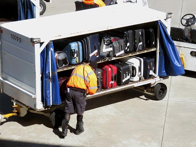 přeprava zavazadel