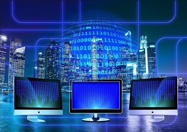 monitory a binární kódy