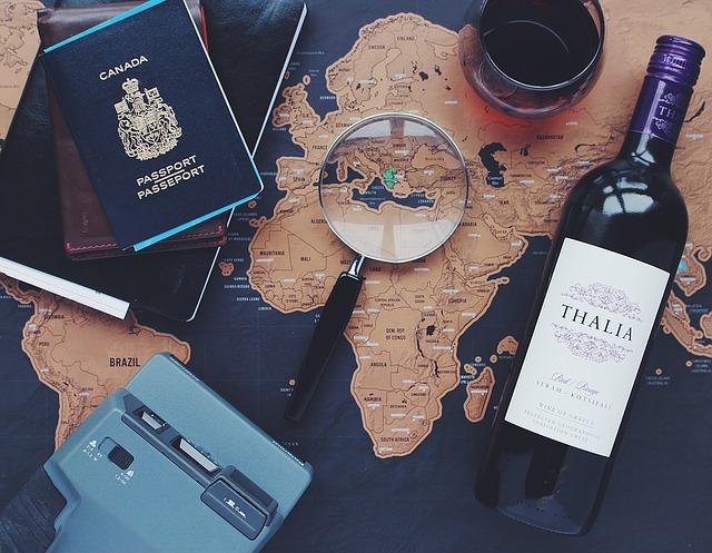 potřeby cestovatele