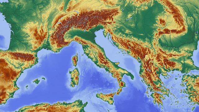 oblast Itálie