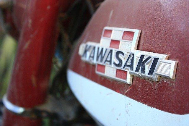 kawasaki motorka