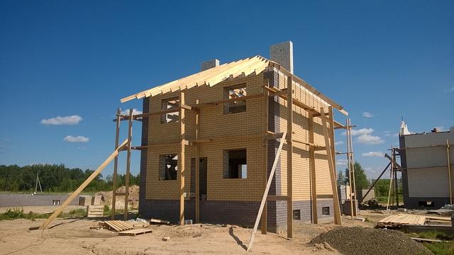 vývoj bydlení