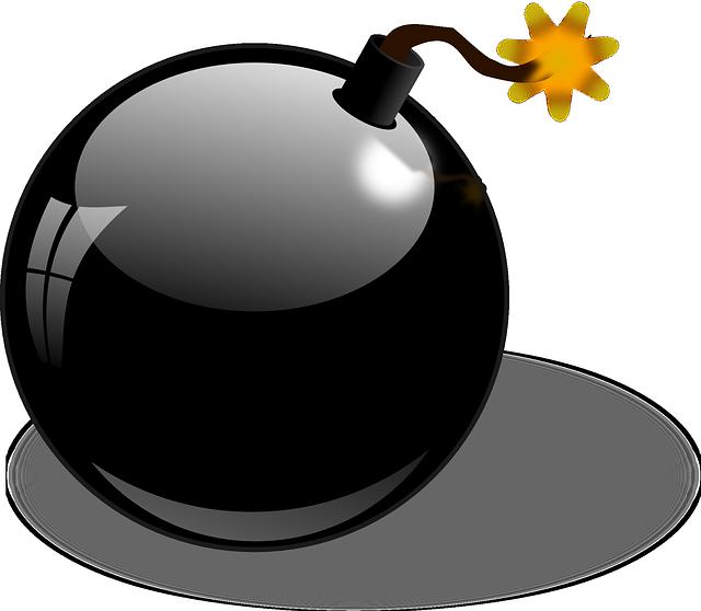 černá bomba