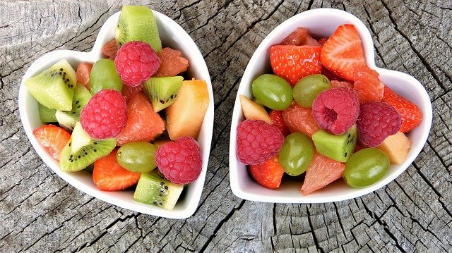 salát z ovoce