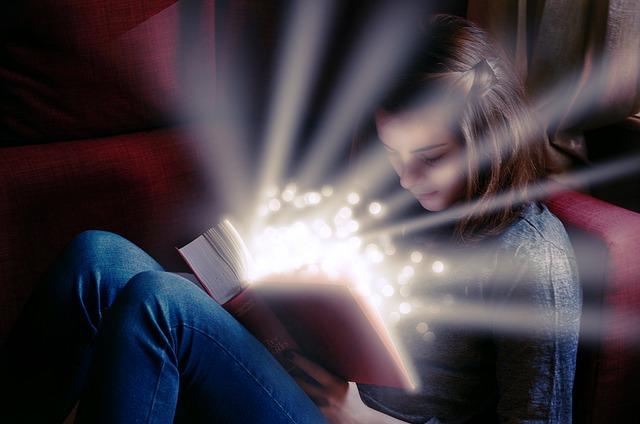 fantazie u knihy
