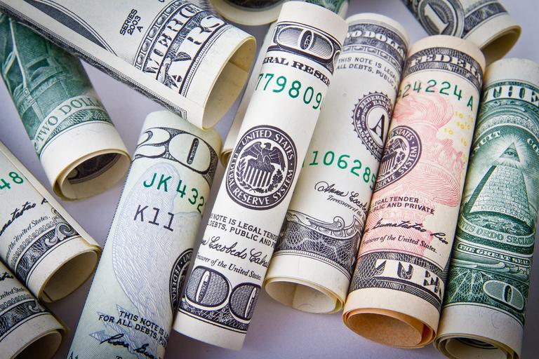 dolarové roličky