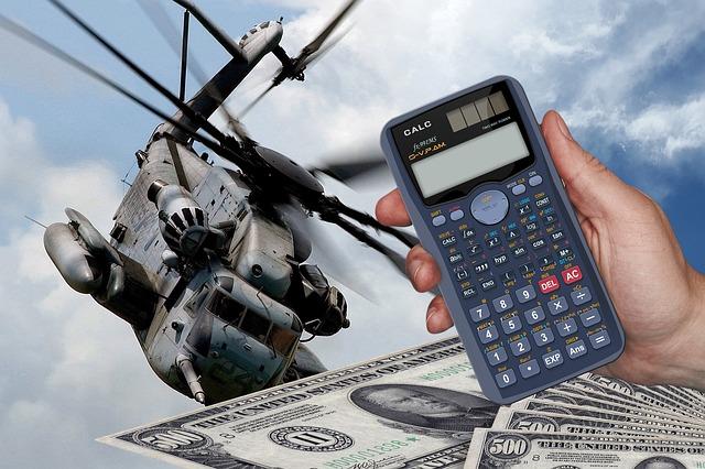 rychlé peníze – kalkulačka
