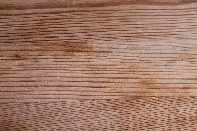 dřevěná deska – detail