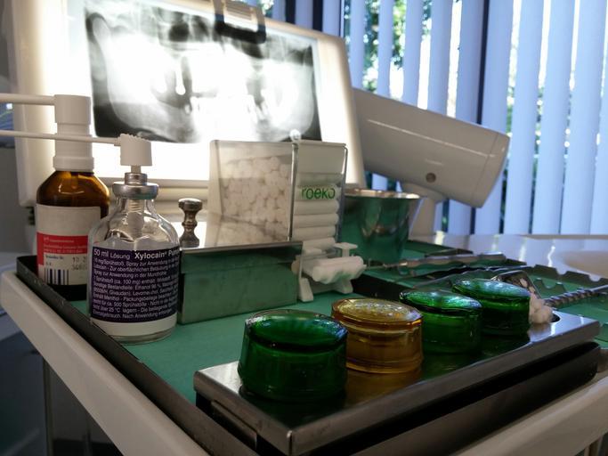 Ideální zubní ordinace