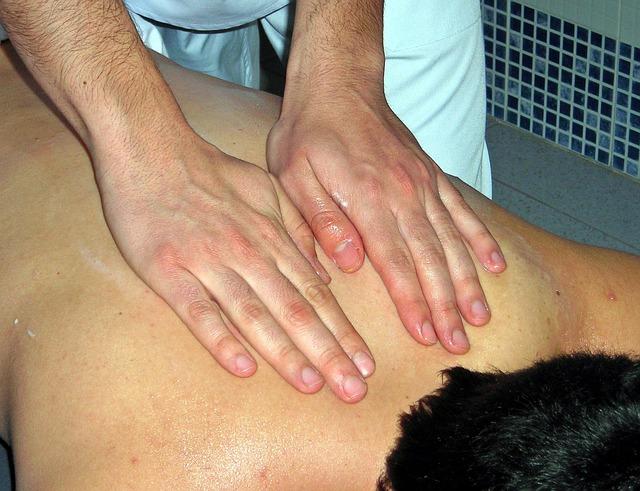 Užijte si erotickou masáž
